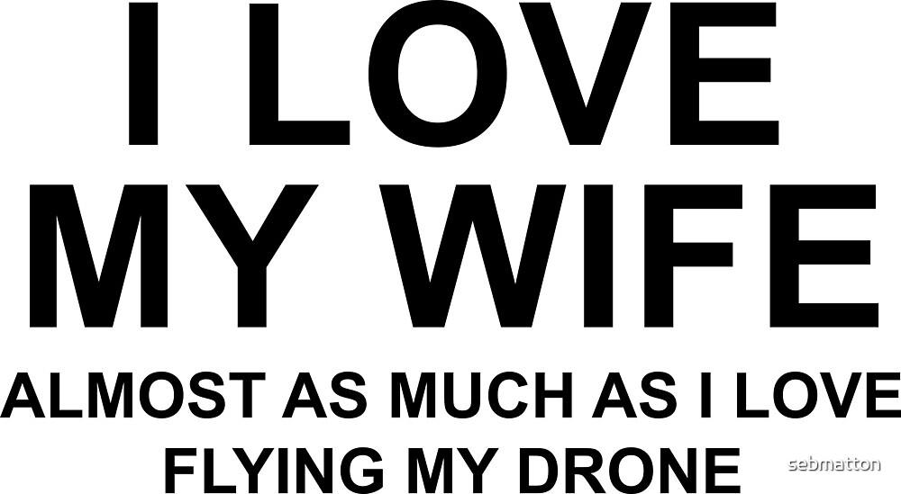 I love my wife by sebmatton
