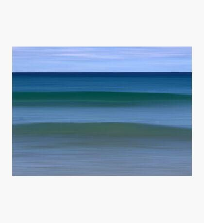 Aquamarine Photographic Print