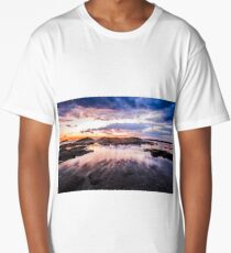 Beach rocks Long T-Shirt