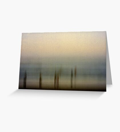 Edge of Reality #1 Greeting Card