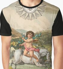 THE SUN MAJOR ARCANA Graphic T-Shirt