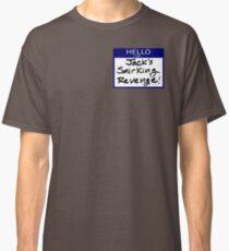 "Fight Club- ""I AM JACK'S SMIRKING REVENGE"" Classic T-Shirt"