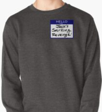 "Fight Club- ""I AM JACK'S SMIRKING REVENGE"" Pullover"