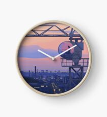 Tower Crane Clock
