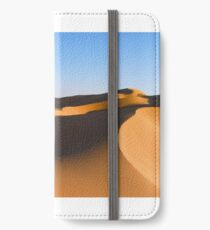 Pure sand iPhone Wallet/Case/Skin