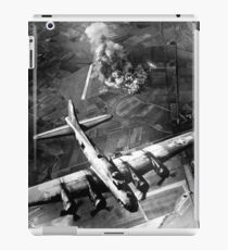 The first big raid by the 8th Air Force on a Focke Wulf plant at Marienburg. iPad Case/Skin
