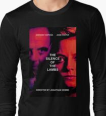 THE SILENCE OF THE LAMBS 8 Long Sleeve T-Shirt