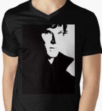 Sherlock V-Neck T-Shirt T-Shirt