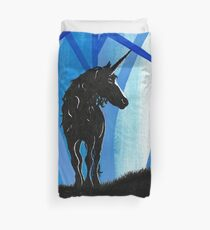 Lost Unicorn Duvet Cover