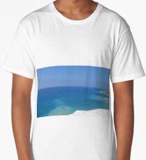 the Mediterranean sea Long T-Shirt