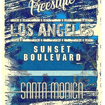 Los Angeles - Santa Monica - 4 by billyva