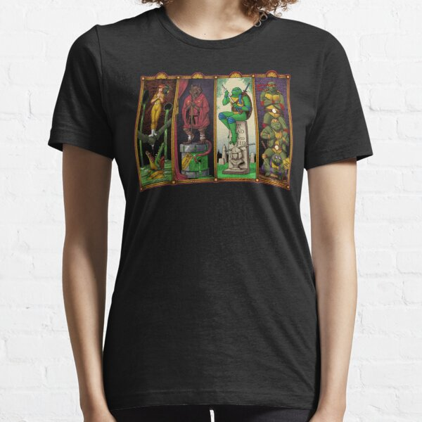 The Haunted Sewer Essential T-Shirt