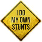 I Do My Own Stunts by zentees