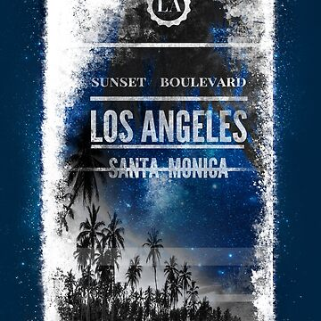 Los Angeles - Santa Monica - 5 by billyva