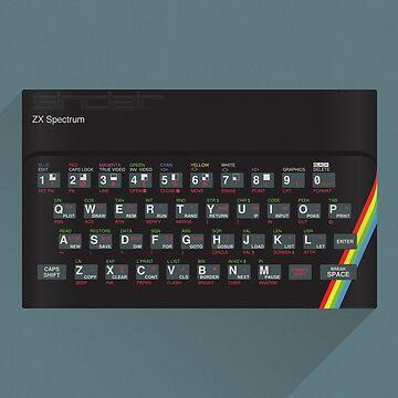 Material ZX Spectrum by Phlum