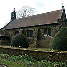 Kepwick church by dougie1