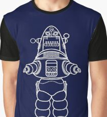 Robot Anatomy Graphic T-Shirt