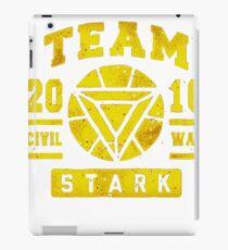 Team Stark 2016 iPad Case/Skin