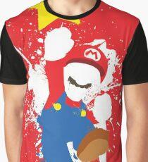 Super Mario! Graphic T-Shirt