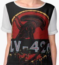 LV-426 Chiffon Top