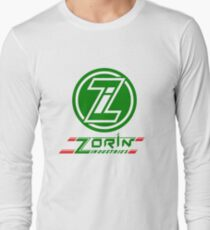 Zorin Industries : Inspired by James Bond - A View To A Kill T-Shirt