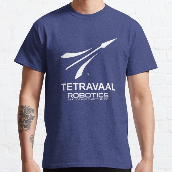 Tetravaal Robotics : Inspired by Chappie Classic T-Shirt