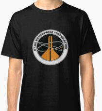 Drax Enterprises : Inspired by James Bond - Moonraker Classic T-Shirt