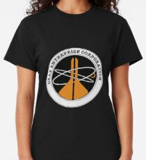 Drax Enterprises : Inspired by James Bond - Moonraker Classic T-Shirt