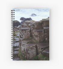 Giant's Causeway  Spiral Notebook