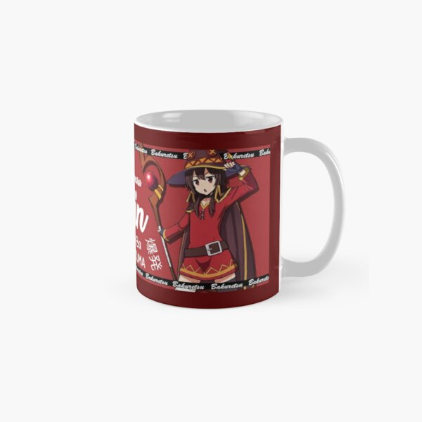 Megumin Car Club Classic Mug