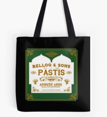 Belloq & Sons : Inspired by Indian Jones and The Raiders of the Lost Ark Tote Bag