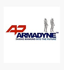 ArmaDyne : Inspired by Elysium Photographic Print