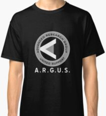 ARGUS : Inspired by Arrow Classic T-Shirt