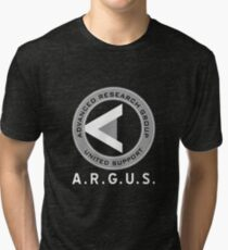 ARGUS : Inspired by Arrow Tri-blend T-Shirt