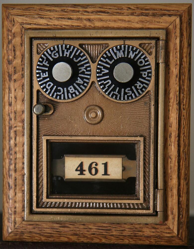 Post Office Box # 461 by jaypat