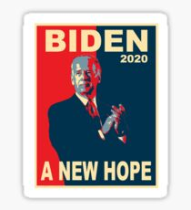 Biden 2020 A New Hope Sticker