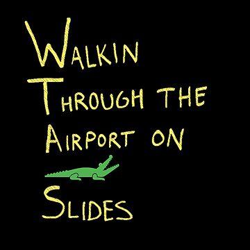 2 Chainz Crocodile Slides (Fan Tribute) by ohwhaleeatcake