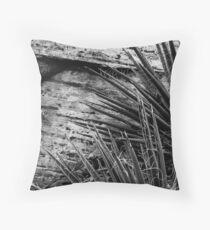 Yucca & Stone Throw Pillow