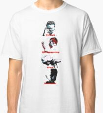 The four apocalyptic riders by Susanne Schwarz Classic T-Shirt