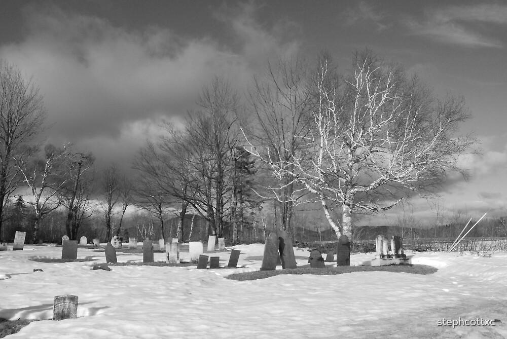 Frozen Under by stephcottxc