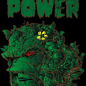 GREEN POWER by illproxy
