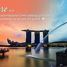 A Quotography on the Business Importance of Singapore by esandhurst