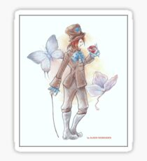 Fairytales - The Mad Hatter Sticker