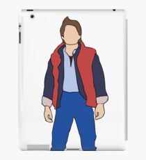 Marty McFly, Back to the Future iPad Case/Skin