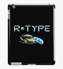 R-TYPE - SEGA CLASSIC  iPad Case/Skin