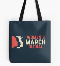 Women's March Global  Tote Bag