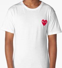 Comme des Garçons Shirt Long T-Shirt