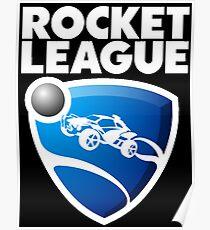 Rocket League Design Poster