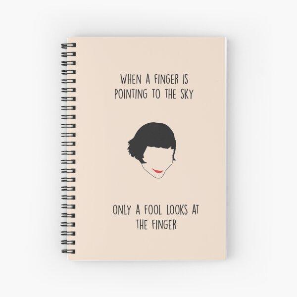Amelie Spiral Notebook