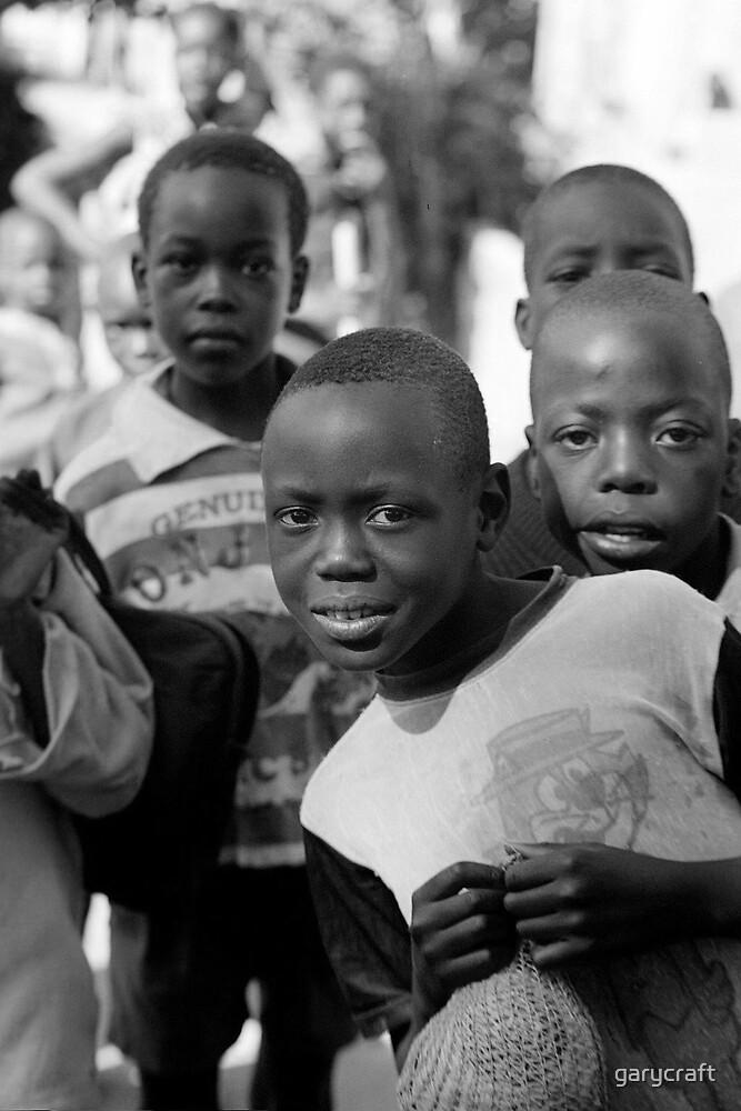ZIMBABWEAN CHILDREN by garycraft